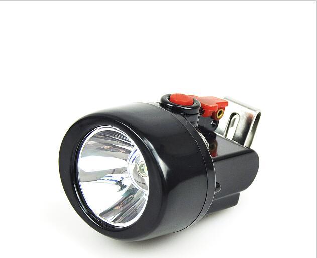 3W Brighter 10000LUX LED Miner Drošības vāciņa lampiņa Maza - Portatīvais apgaismojums