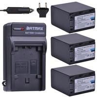3 pc NP FH100 FH100 Kits de Bateria Camera + Carregador para sony NP NP FH30 FH100 FH50 FH90 FH70 DCR SX40 SX40R SX41|Baterias digitais| |  -