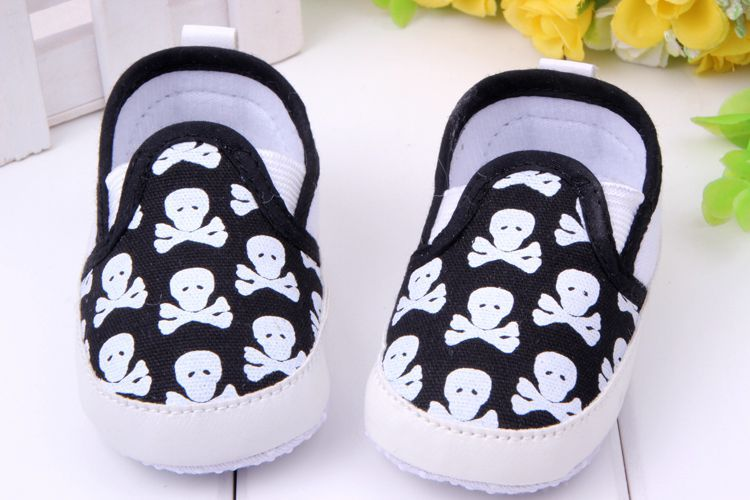 Baby First Walkers Baby Shoes Soft Bottom Non-slip Indoor Toddler Shoes for Kids ...