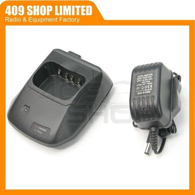Горячие продажи Литий-Ионный аккумулятор Wouxun оригинал 2 способ радио зарядное устройство для KG-UVD1P KG-669 KG-689 KG-679 plus