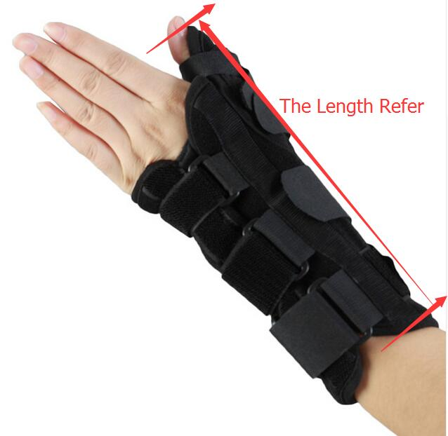 HKJD New Wrist Brace Support Tunel nadgarstkowy Medical Sprain Arthritis Splint Band Strap aofeite