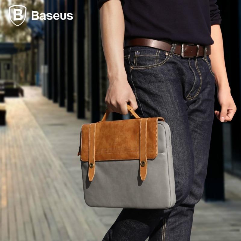 font b Baseus b font Universal Portable Laptop Bag For Tablet Computer Pro iPod Soft