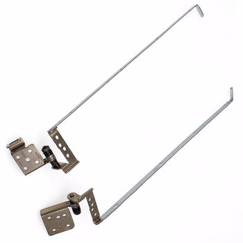 """GZEELE New Laptop LCD Hinges for Toshiba Satellite C870 C870D C875 C875D L870 L875 S875 S870 L870D 17.3"""" PN H00037550 H00037560"""