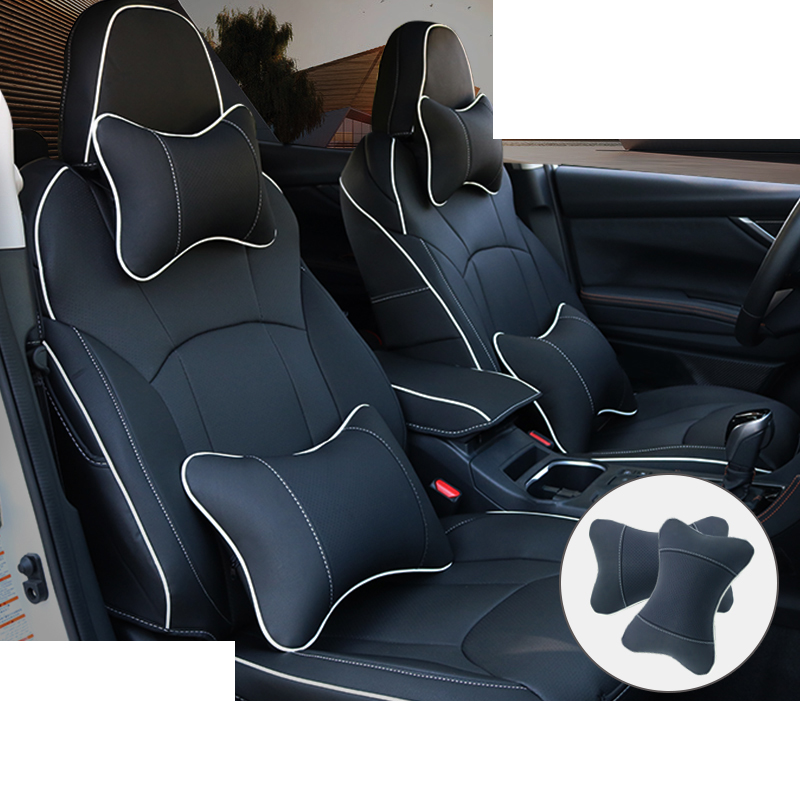 Sensational Us 288 0 28 Off Lsrtw2017 Wearable Fiber Leather Car Seat Cover Cushion For Subaru Forester Xv 2018 2019 2020 Sk In Interior Mouldings From Ibusinesslaw Wood Chair Design Ideas Ibusinesslaworg