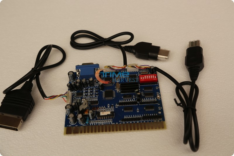 X BOX VGA time board X BOX to jamma play by time timer PCB for VGA