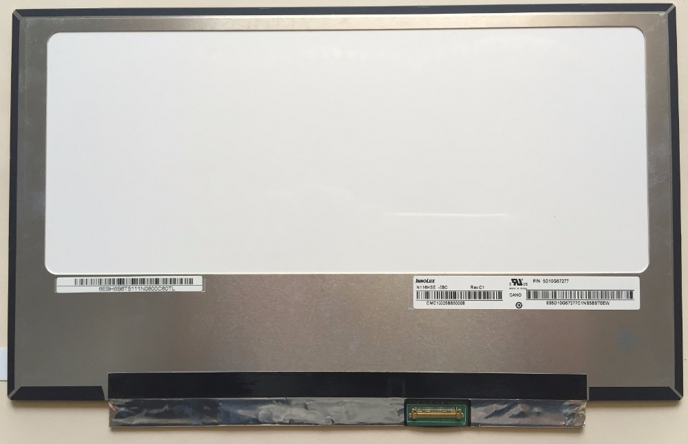 N116HSE-EBC Brand New Original 11.6 inch LCD Display for Laptop by INNOLUX
