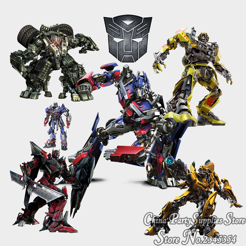 2016 New Transformers Bumblebee Optimus Prime assembled all the children s  room wall stickers decorating boys room. Popular Transformers Optimus Prime Buy Cheap Transformers Optimus