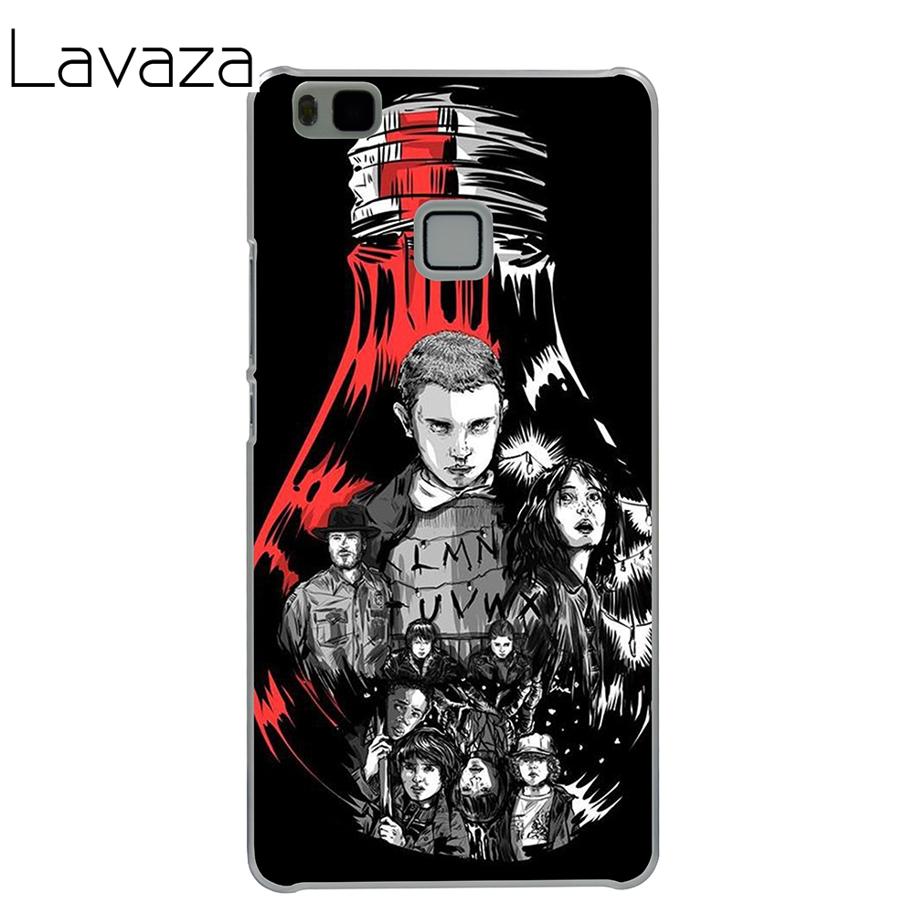 stranger things coque huawei p8 lite 2017