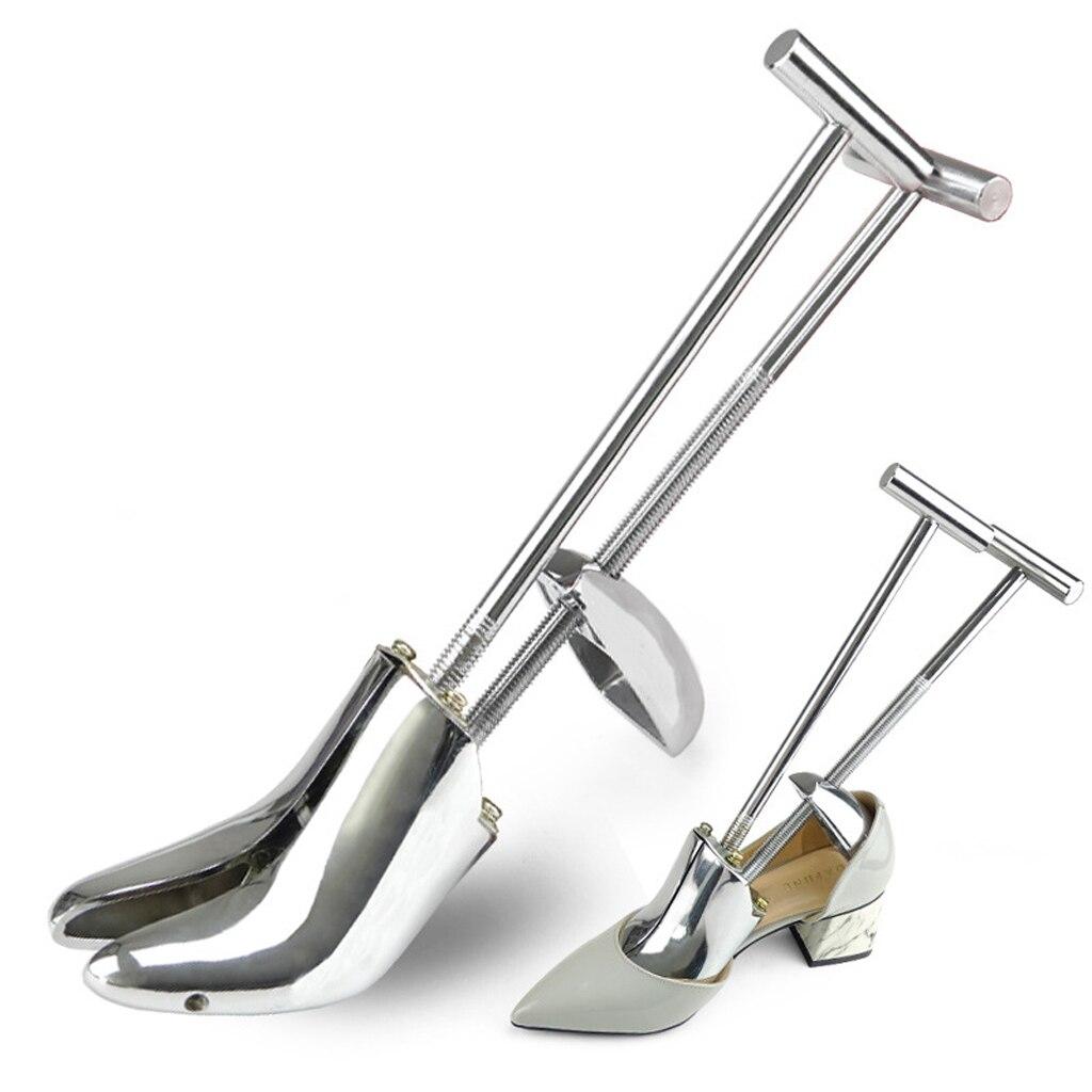 Adjustable Aluminum Alloy Shoe Tree Shoes Stretcher Metal Footwear Extender Length Width Stretcher 38cm