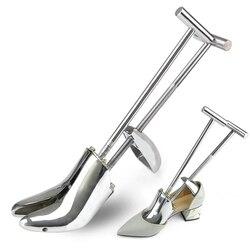 In Lega di Alluminio regolabile Shoe Tree Scarpe Barella Metallo Calzature Extender Lunghezza Larghezza Barella 38 centimetri