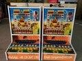 Africa Buyers Love ! Jackpot Coin Operated Mini Fruit Casino Gambling Slot Games Machines