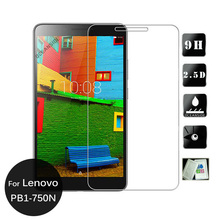цена на 9H Screen Protector For Lenovo Phab PB1-750N 6.98 Tempered Glass for Lenovo Phab PB1 750N 750M PB1-750N Protective Film Glass