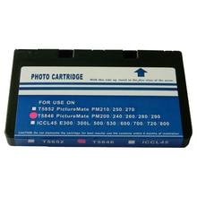 T5846 Ink cartridge For Epson T5846 For Epson PictureMate PM200 PM225 PM240 PM260 PM280 PM290 PM300 Printer