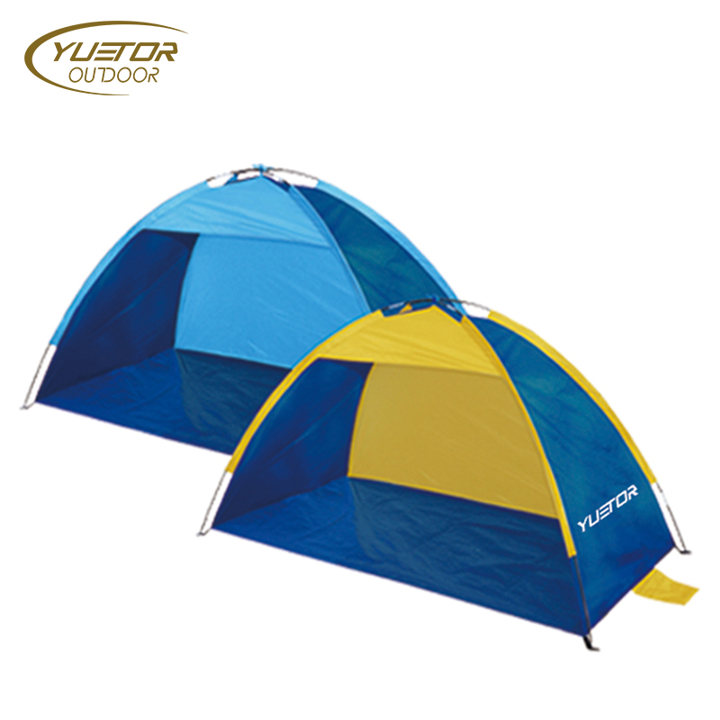 YUETOR OUTDOOR Automatic Camping Fishing Beach Tent Pop Up Summer Open Anti UV Sunshine Shade Sunshelter Sturdy 170T Polyester YUETOR OUTDOOR Automatic Camping Fishing Beach Tent Pop Up Summer Open Anti UV Sunshine Shade Sunshelter Sturdy 170T Polyester