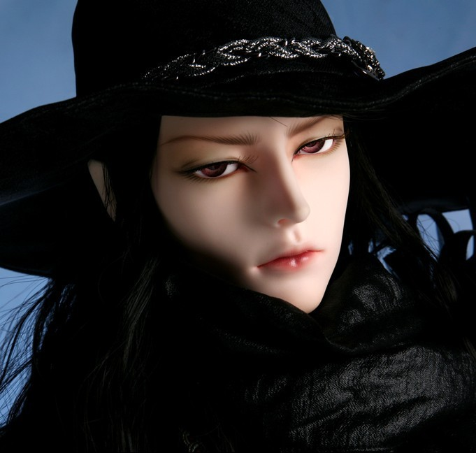 1/3rd  65CM  BJD nude doll hyperon,BJD/ SD doll boy Hunter. not include clothes; wig;shoes and other  access&ies 1 3rd 60cm bjd nude doll abadon bjd sd doll boy not include clothes wig shoes and other access
