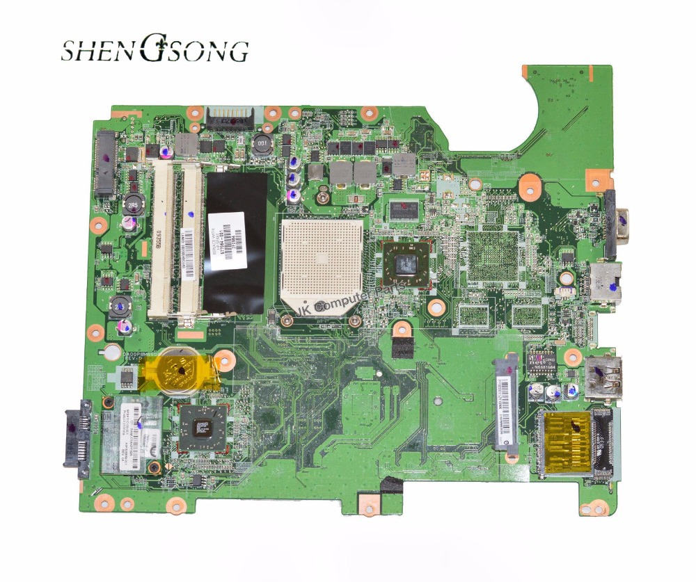 577064-001 Free Shipping Motherboard for HP G61 CQ61 Laptop motherboard DAOOP8MB6D1 tested good free shipping 616448 001 for hp cq62 notebook pc motherboard 100% tested good
