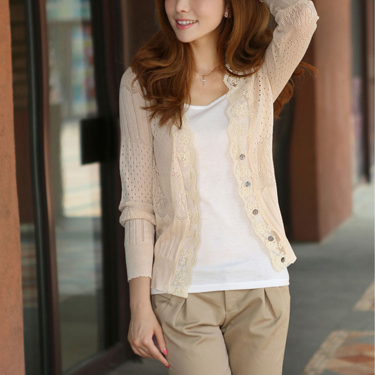 Buy Lace Cardigan Knitting Pattern And Get Free Shipping On