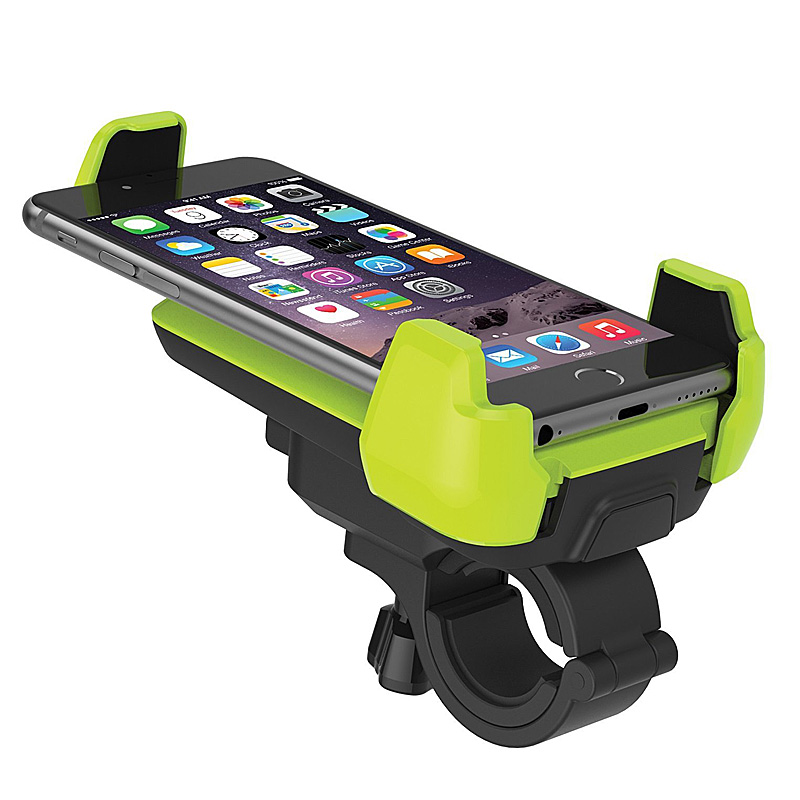 Ny cykelcykel telefonhållare för iPhone Samsung mobiltelefon GPS - Reservdelar och tillbehör för mobiltelefoner - Foto 5