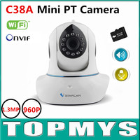 Vstarcam Mini Box Camera C38A 960P HD 1 3MP Wireless PTZ Ip Camera IR10M Day Night