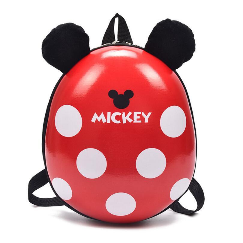 HOT Superwings Mickey School Bag Children Boys Backpacks Kindergarten Mickey Backpack For Girls Kid Cartoon School Bag For Kids