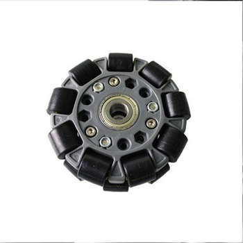 UniHobby UH058 4inch 100mm double plastic omni wheel