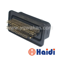 Free shipping 1set delphi auto 73pin ECU wire plug automotive cable male connector  15358860 15357142 15452126