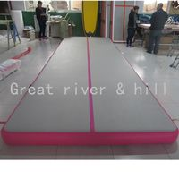 Fedex Shipping Inflatable Air Track,Inflatable tumble track,Inflatable gym mat Free a Pump