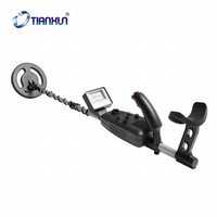 High Quality Finding Underground Hidden Gold And Silver MD 2500 Metal Detector For Learners Mechanical Indicator
