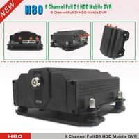 GPS WIFI Function 8 Channel H 264 Realtime Auto Taxi Bus Mobile DVR Encrption 8CH Audio
