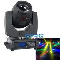 Wholesale Pro DJ Lighting 230W Theatre Concert Stage Sharpy Moving Lights Beam 230 7r DMX Movinghead Equipment votives, 8pcs/lot
