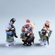 Naruto 6 Piece Model Set (Special)