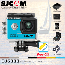 100 % Original SJCAM Series SJ 5000 Action Camera 1080P Full HD Waterproof Extreme Sport DV Helmet Camera14MP Ultra Web camera