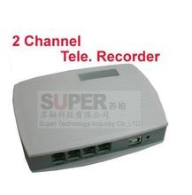 2ช่องเสียงเปิดใช้งานUSBบันทึกโทรศัพท์,โทรศัพท์ตรวจสอบ, 4พอร์ต, USBโทรศัพท์ตรวจสอบ, USBโทรศัพท์logger