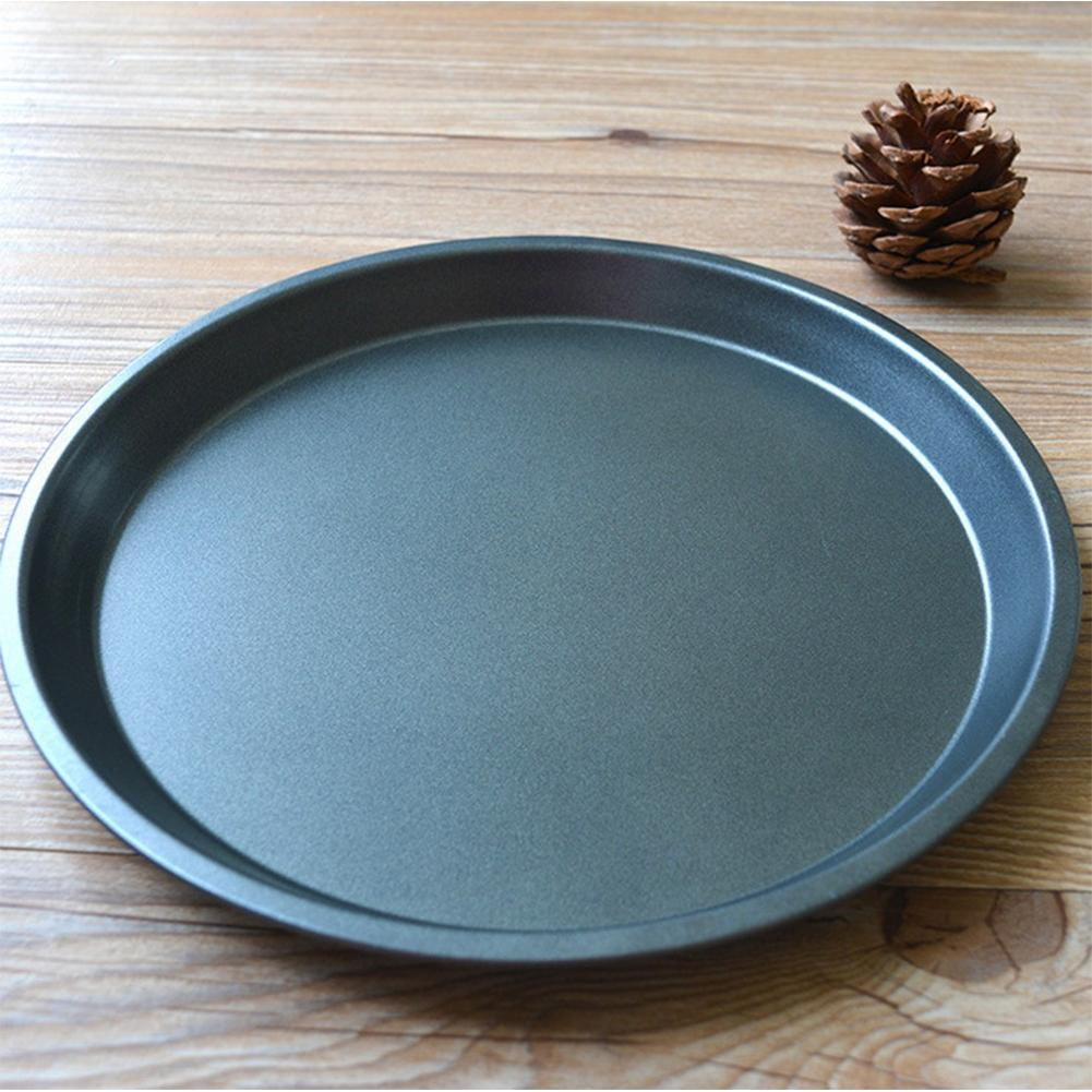 Adeeing 8 Inch/9 Inch Healthy Durable Shallow Pizza Pan Round Dish ...