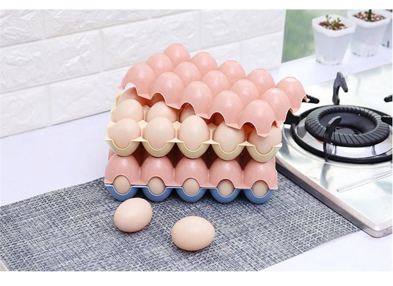 Egg storage box (13)