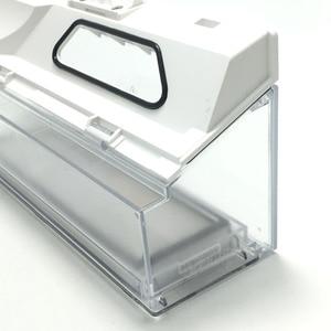 Image 4 - Dust Box for Xiaomi Mi Robot Vacuum 2 Generation Dust Box for Roborock S55/S51 Roborock S50 Dust Box Replacement