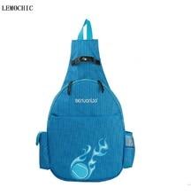 LEMOCHIC High outdoor mochilas sacoche homme marque deporte Racquet Sport Bags fitness gym badminton tennis tactical backpack