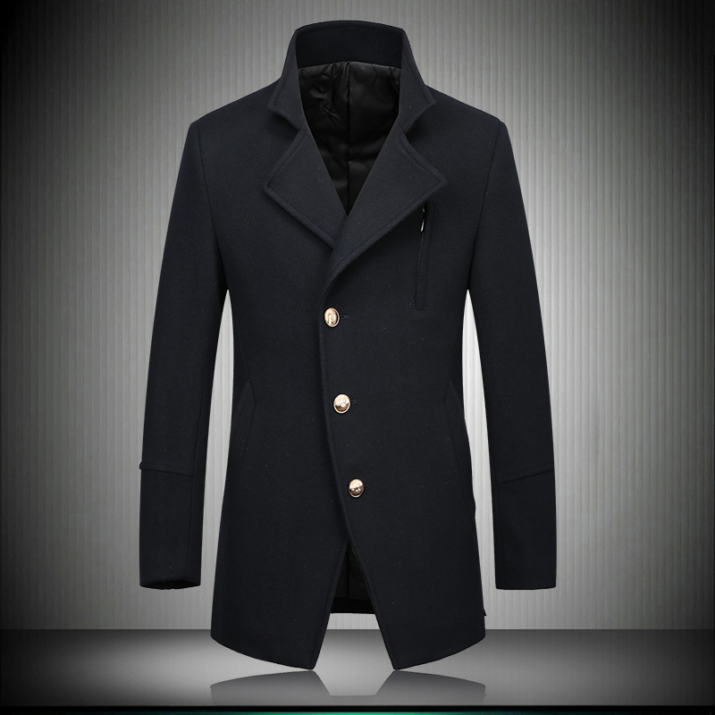 Online Buy Wholesale mens short wool jacket from China mens short ...