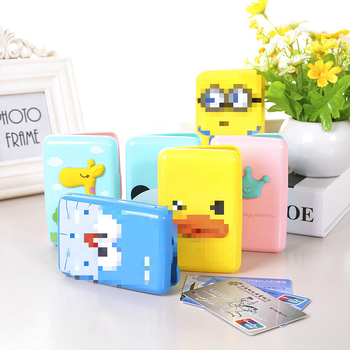 Superbe Coloffice 2018 New Card Holder Korea Creative Cartoon Card Bag Womenu0027s Card  Portable ID Card Holder
