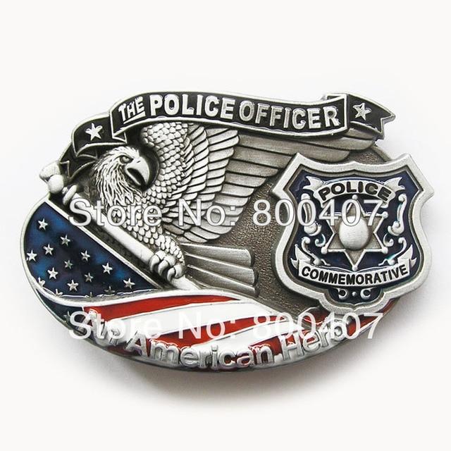 American Retail Hero Police Boucle de Ceinture Marque New En Stock  Livraison Gratuite à Worlwide ab1976a378d