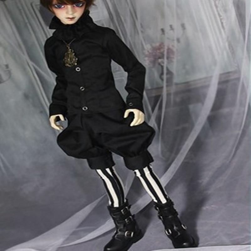 AD bjd בובת הבובה SD בגדים מדים חליפת חליפות בגדים 70cm3 4 בנים להגדיר את המקום adb023