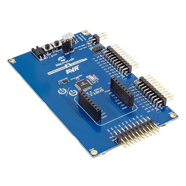 1 pcs x ATMEGA4809 XPRO AVR XPLAINED PRO Development Boards Evaluation Of ATmega4809