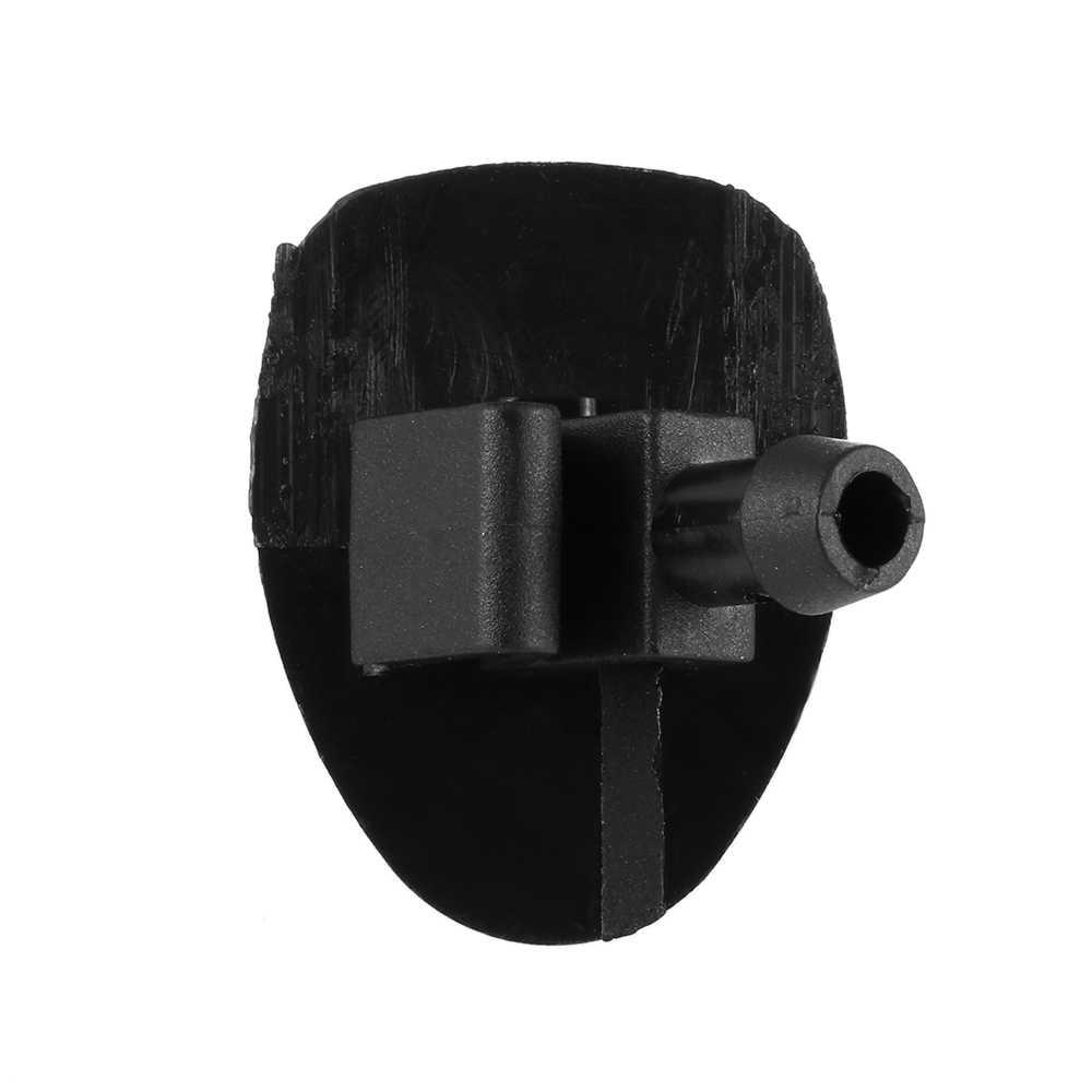 2Pcs מים תרסיס סילון זרבובית מכונת כביסה קדמי מגב עבור פיג 'ו 206 207 407