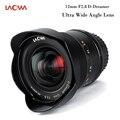 Ультра Широкоугольный Объектив LAOWA 12 мм F2.8 сменный объектив специально разработан для Canon Nikon Sony Pentax Камеры