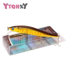 Good Fishing Lure 1pc Minnow 13.2g 11.5cm 0.5-1.5M Depth Wobbling Minnow Floating Lures 3 Hooks Hard Bait Fishing Wobblers WQ81
