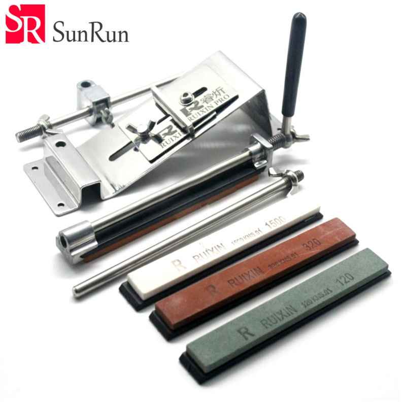 The new upgrade all-metal angle sharpener Rui Xin three generations of all-round angle sharpeners to send four grinding stoneThe new upgrade all-metal angle sharpener Rui Xin three generations of all-round angle sharpeners to send four grinding stone