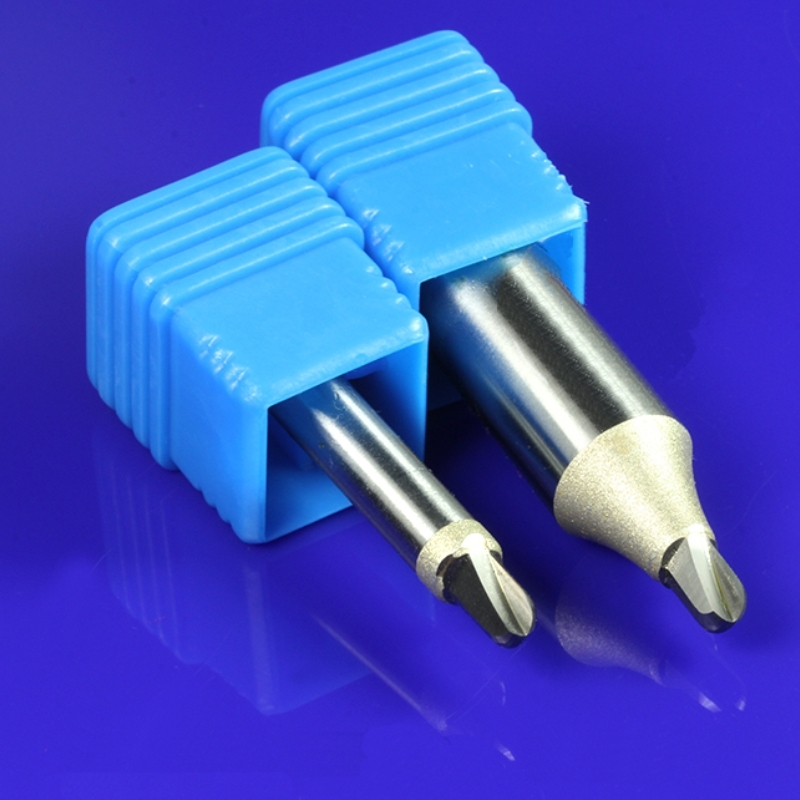New 1/2(12.7)mm TCT Round bottom knife Woodworking Milling Cutter Tungsten steel Carpentry Engraving Tools