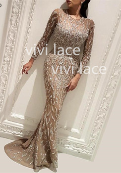 free ship stock new 5yards/bag le005 # coffee brown mesh  silver sparkle glitter  tulle mesh lace fabric for wedding dres