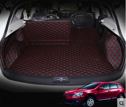 High Quality Special Trunk Mats For Nissan Qashqai 2018