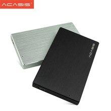 Acasis fa-2013us 5 Гбит/с, высокая Скорость жесткий диск внешний Корпуса для жёстких дисков 2.5 дюймов SATA USB 3.0 HDD внешний корпус